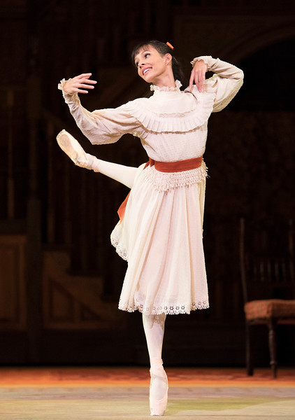 'Enigma Variations' Ballet performed by the Royal Ballet at the Royal Opera House, London, UK
