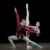 Sarah Lamb  Steven McRae<br /> ©Alastair Muir 03.04.17<br /> Jewels-Rubies 062