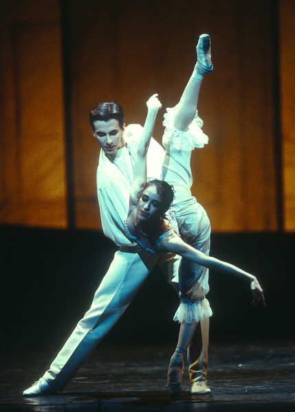 'La Ronde' Ballet performed by the Royal Ballet at the Royal Opera House, London, UK 1993