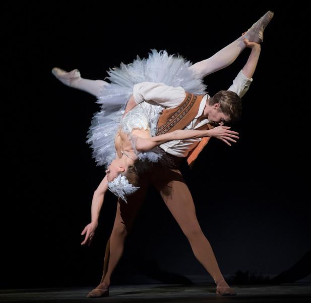 'Le Baiser de la Fee' Ballet performed by Scottish Ballet as part of 'Kenneth MacMillan: A National Celebration' at the Royal Opera House, London, UK