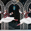 'Les Patineurs' performed by the Royal Ballet at the Royal Opera House, London, UK