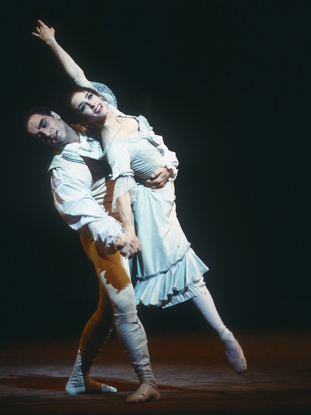 'Manon' Ballet performed by the Royal Ballet at the Royal Opera House, London, UK 1995