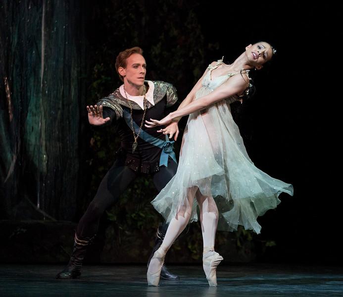 'Margot Fonteyn: A Celebration' performed by the Royal Ballet at the Royal Opera House, London, UK