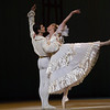 'Marguerite and Armand' Ballet performed by the Royal Ballet at the Royal Opera House, London, UK