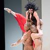 'Medusa' Ballet Choroegraphed by Sidi Larbi Cherkaoui performed by the Royal Ballet at the Royal Opera House, London, UK