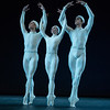 """Merce Cunningham Centennial' Dance performed in the Linbury Theatre, Royal Opera House, London, UK"