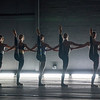 'New Work New Music' Dance performed by the Royal Ballet in the Linbury Studio, Royal Opera House, London, UK