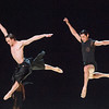 'Obsidian Tear' Ballet Choreographed by Wayne McGregor, performed by the Royal Ballet at the Royal Opera House, London, UK
