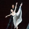 'Onegin' 2 Ballet performed by the Royal Ballet at the Royal Opera House, London. UK