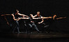 Solo Echo. Ballet performed by the Royal Ballet at the Royal Opera House, London, UK