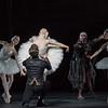 'Swan Lake' Ballet performed by the Royal Ballet at the Royal Opera House, London, UK