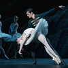 'Swan Lake' performed by the Royal Ballet at the Royal Opera House, London, UK