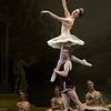 'Sylvia' Ballet performed by the Royal Ballet at the Royal Opera House, London, UK