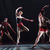 'Symphonic Dances' Ballet choreographed by Liam Scarlett performed by the Royal Ballet at the Royal Opera House, London, UK