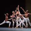 'The Human Seasons' Dance performed by the Royal Ballet at the Royal Opera House, London, UK
