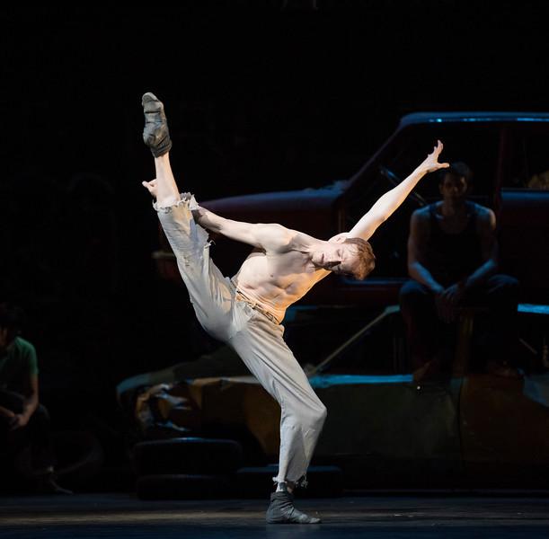 Kenneth MacMillan: A National Celebration 'The Judas Tree' Ballet performed by the Royal Ballet, Royal Opera House, London, UK