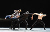 The Statement. Ballet performed by the Royal Ballet at the Royal Opera House, London, UK