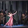 'The Unknown Soldier' Ballet choreographed by Alastair Marriott, Performed by the Royal Ballet at the Royal Opera House, London, UK