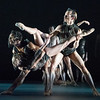 'Woolf Works' Ballet choreographed by Wayne McGregor performed by the Royal Ballet at the Royal Opera House, London, UK