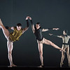 'Woolf Works' Ballet performed by the Royal Ballet at the Royal Opera House, London, UK
