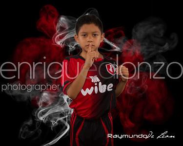 Ray smoke