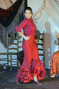 Flesta Flamenca/Color Change - April 21, 2013