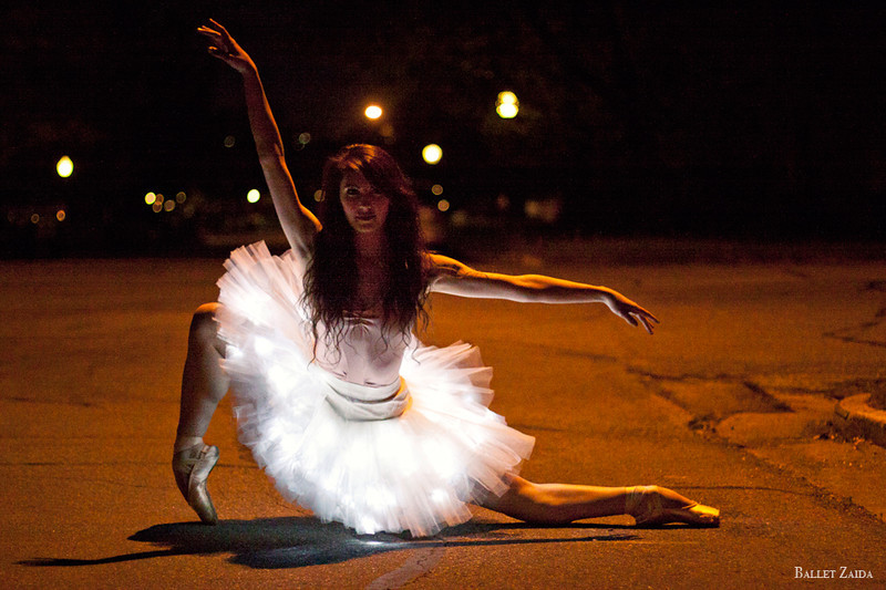 Dancer - Beckanne Sisk.<br /> <br /> Location - Salt Lake City, Utah.<br /> <br /> © 2012 Oliver Endahl