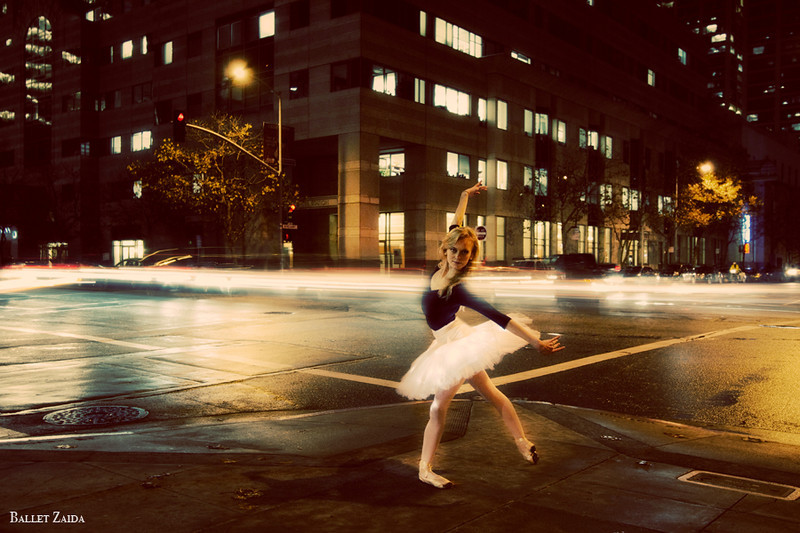 Dancer - Alanna Endahl.<br /> <br /> Location - San Francisco, California. <br /> <br /> © 2010 Oliver Endahl