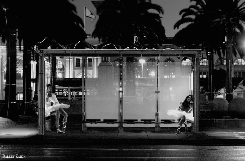 Dancers - Jeraldine Mendoza & Emma Rubinowitz.<br /> <br /> Location - San Francisco, California.<br /> <br /> © 2010 Oliver Endahl