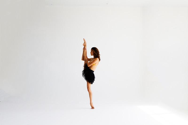 Dancer - Lindsay Fulton.<br /> <br /> Ballet Zaida is on Instagram. Username: BalletZaida