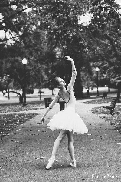 Ballet Zaida: Chrome