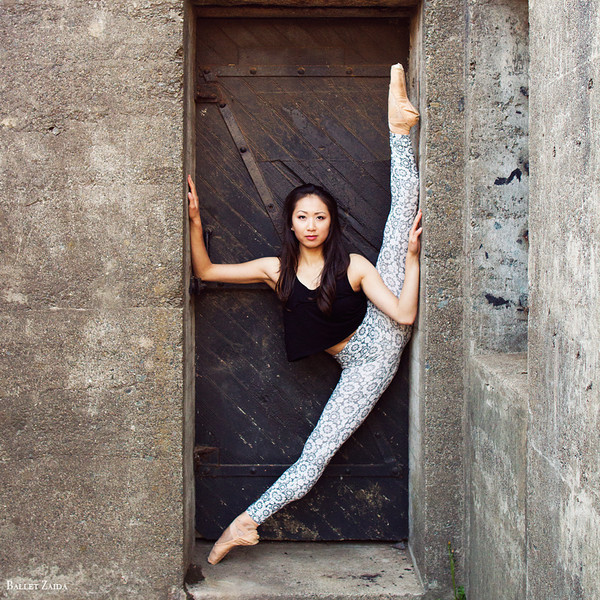 Dancer - Candy Tong.<br /> <br /> Location - San Francisco, California. <br /> <br /> © 2013 Oliver Endahl
