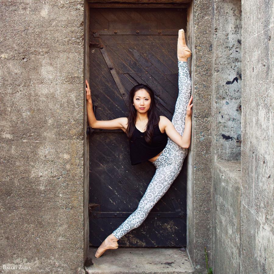 Dancer - Candy Tong.<br /> <br /> Location - San Francisco, California. <br /> <br /> © 2013 Oliver Endahl