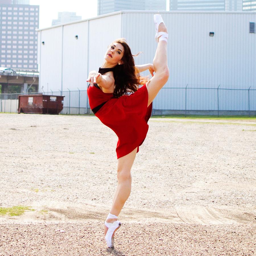 Dancer - Beckanne Sisk.<br /> <br /> Location - Dallas, Texas <br /> <br /> © 2013 Oliver Endahl
