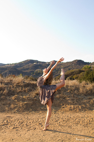 Dancer - Morgan Quinn.<br /> <br /> Location - Los Angeles, California.<br /> <br /> © 2013 Oliver Endahl