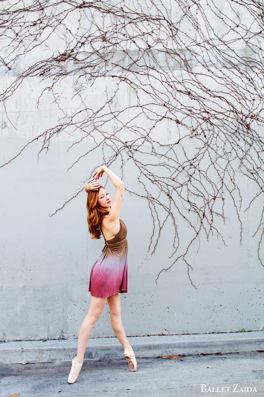 Dancer - Deanna Beasom.<br /> <br /> Location - Venice, California.<br /> <br /> © 2013 Oliver Endahl