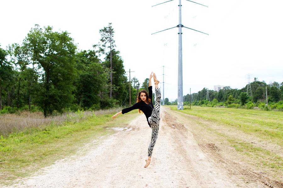 Dancer - Liana Carpio.<br /> <br /> Location - Houston, Texas. <br /> <br /> © 2013 Oliver Endahl