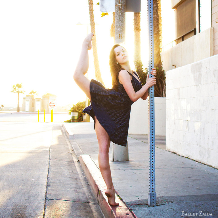 Dancer - Morgan Quinn.<br /> <br /> Location - Venice, California.<br /> <br /> © 2013 Oliver Endahl