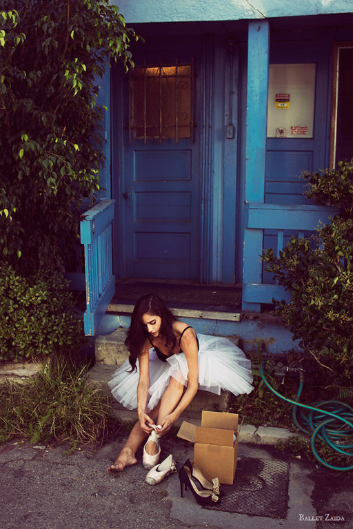 Dancer - Natalia Marion.<br /> <br /> Location - Venice, California.<br /> <br /> © 2013 Oliver Endahl