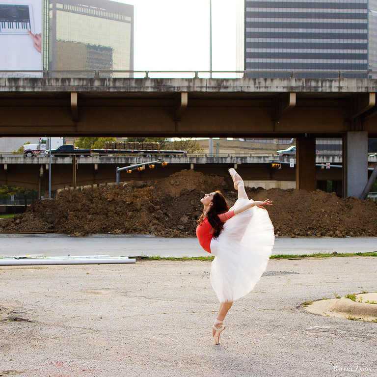 Dancer - Beckanne Sisk.<br /> <br /> Location - Dallas, Texas.<br /> <br /> © 2013 Oliver Endahl