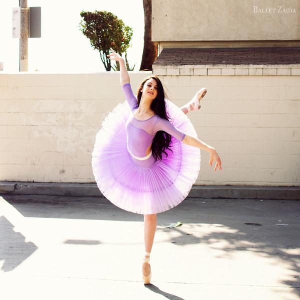 Ballet Zaida: Euphemia