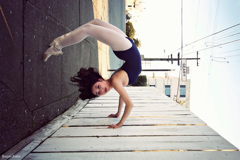 Dancer - Shannon Tse.<br /> <br /> Location - San Francisco, California.<br /> <br /> © 2012 Oliver Endahl