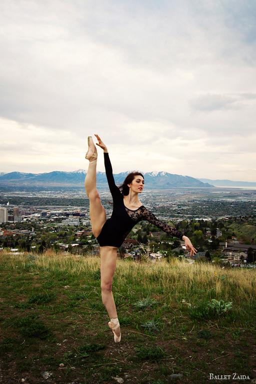 Dancer - Beckanne Sisk.<br /> <br /> Location - Salt Lake City, Utah.<br /> <br /> © 2012 Oliver Endahl