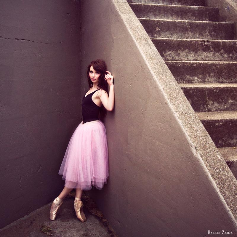 Dancer - Maggie Rupp.<br /> <br /> Location - San Francisco, California.<br /> <br /> © 2012 Oliver Endahl