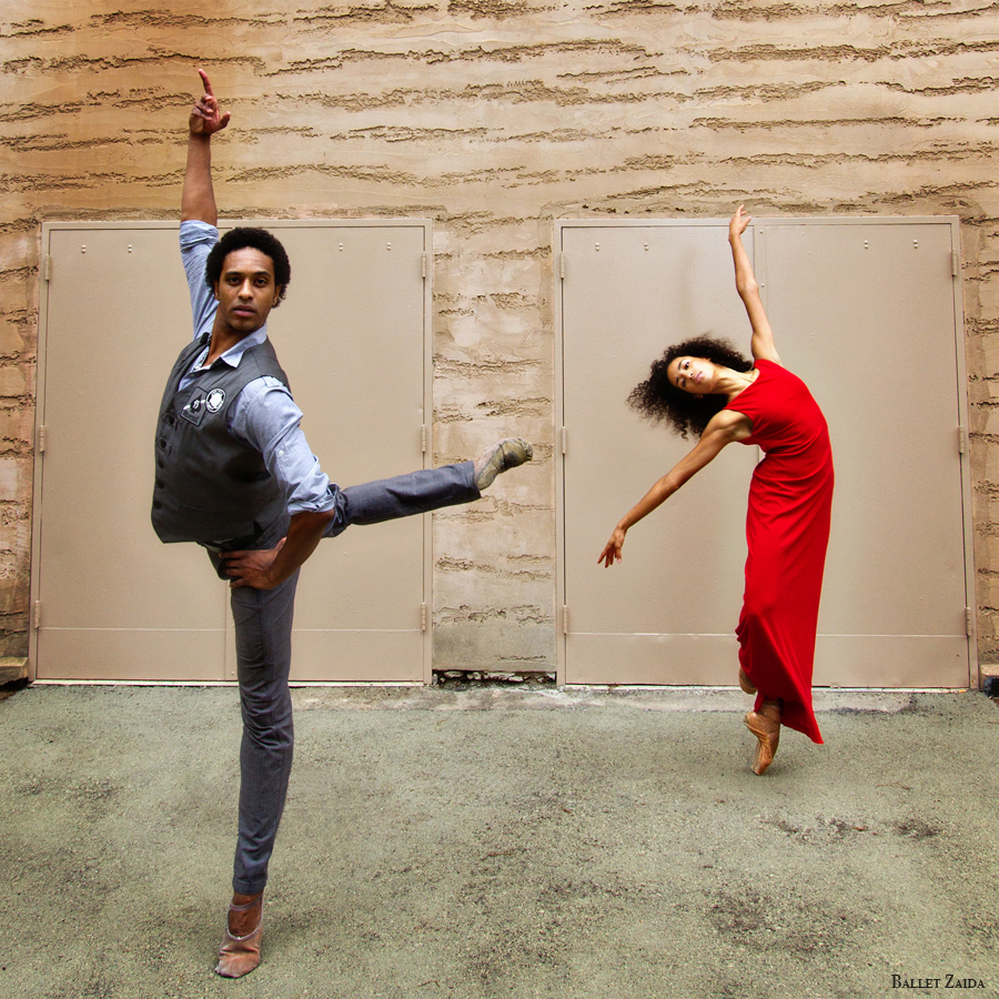 Dancers - Anthony Spaulding & Kimberly Braylock.<br /> <br /> Location - The Palace of Fine Arts. San Francisco, California.<br /> <br /> © 2011 Oliver Endahl