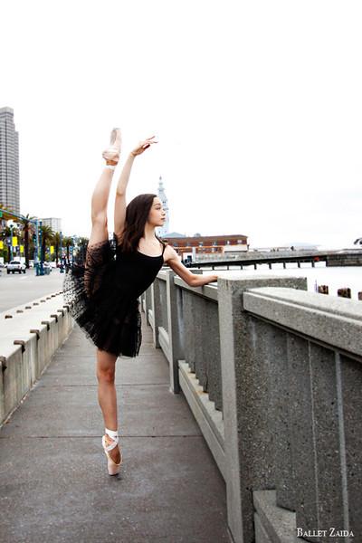 Dancer - Natasha Sheehan.<br /> <br /> Location - San Francisco, California.<br /> <br /> © 2012 Oliver Endahl
