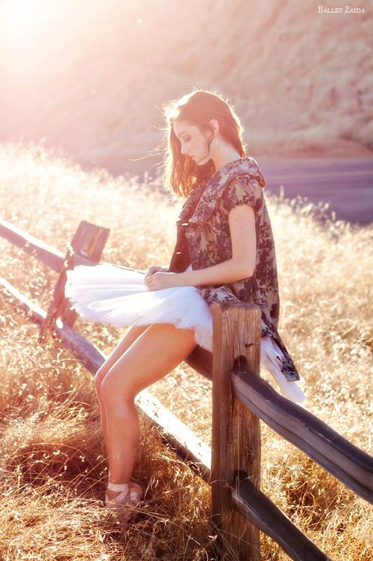 Dancer - Ellen Rose Hummel.<br /> <br /> Location - Mt.Tam, California.<br /> <br /> © 2011 Oliver Endahl
