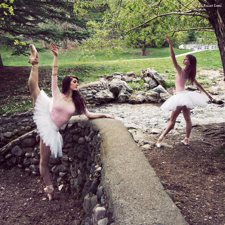Dancer - Beckanne Sisk & Kathleen Martin.<br /> <br /> Location - Memory Grove Park. Salt Lake City, Utah.<br /> <br /> © 2012 Oliver Endahl
