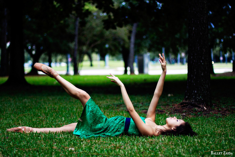Dancer - Asia Bui. <br /> <br /> Location - Houston, Texas.<br /> <br /> © 2012 Oliver Endahl
