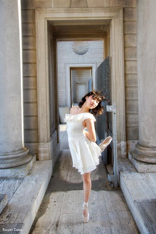 Dancers - Shannon Tse.<br /> <br /> Location - The Legion of Honor. San Francisco, California.<br /> <br /> © 2012 Oliver Endahl